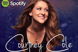 Courtney Cole EP Cover