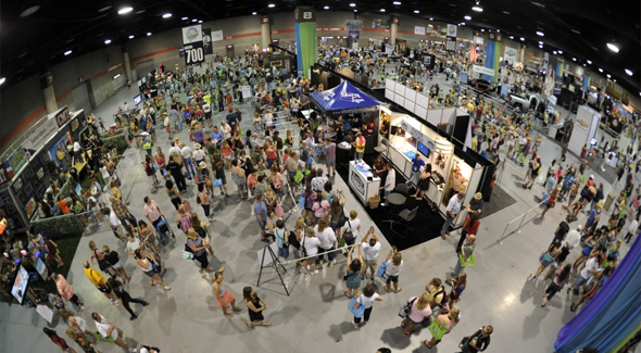 Fan Fair X at the 2012 CMA FestCredit: Nashville Music Guide