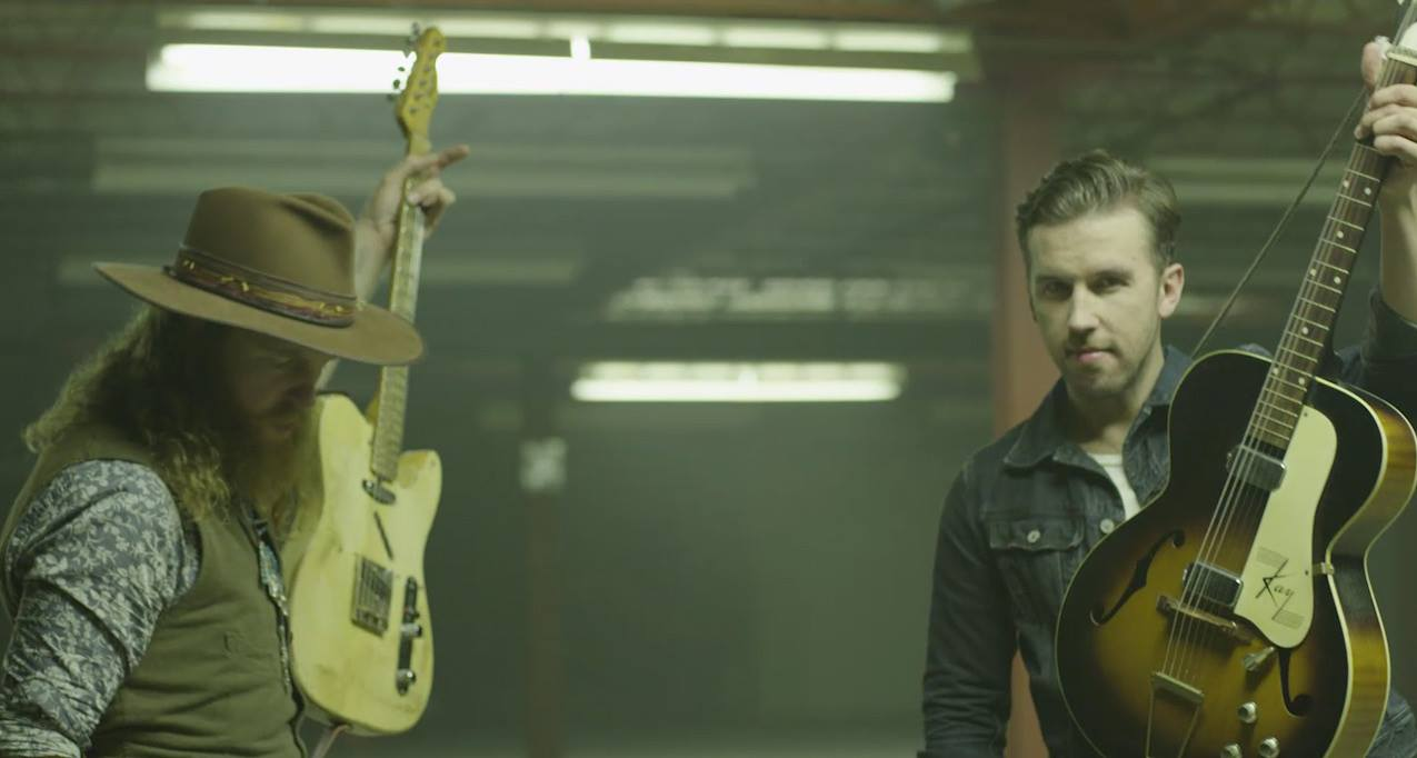 "The Brothers Osborne released yesterday their video for ""Stay A ..."