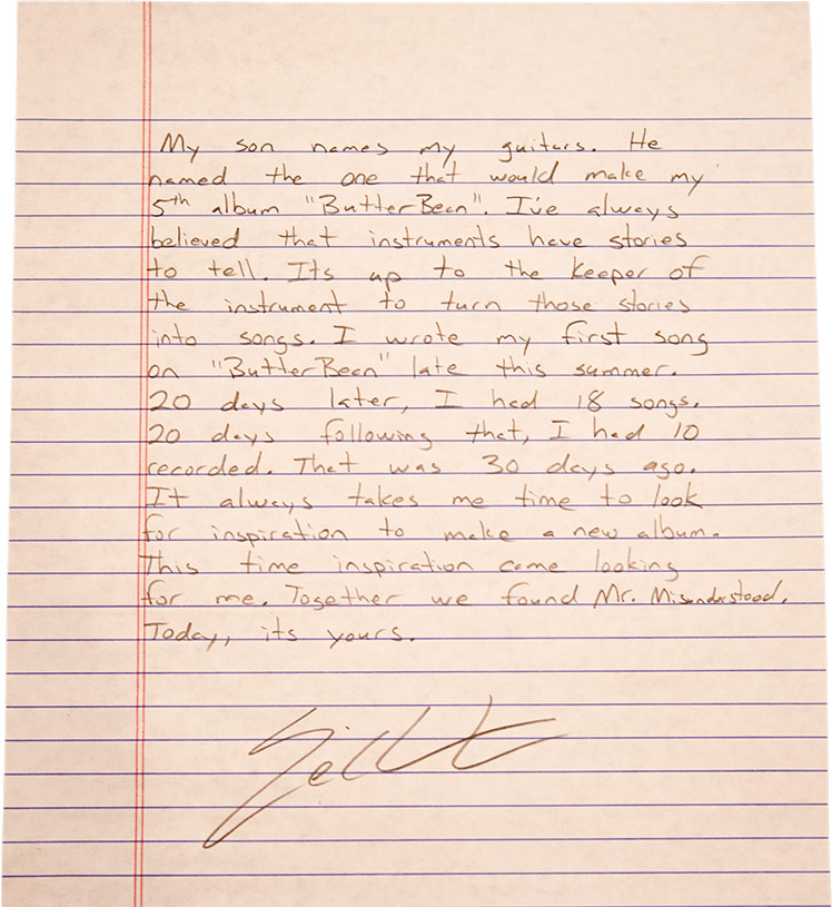 Fenty Fail This Man Highlariously Misunderstood His New: Eric Church Digs Deep For Surprise Album: 'Mr