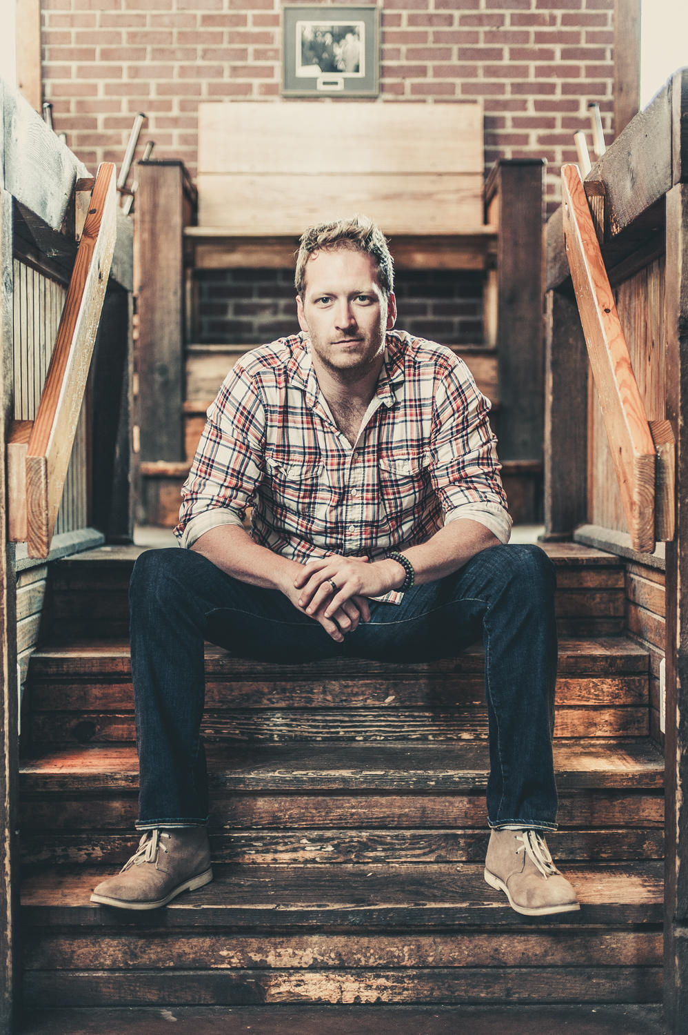 interview barrett baber chats about life after the voice the shotgun seat. Black Bedroom Furniture Sets. Home Design Ideas