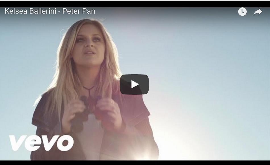 Kelsea Ballerini Releases Quot Peter Pan Quot Video The Shotgun Seat