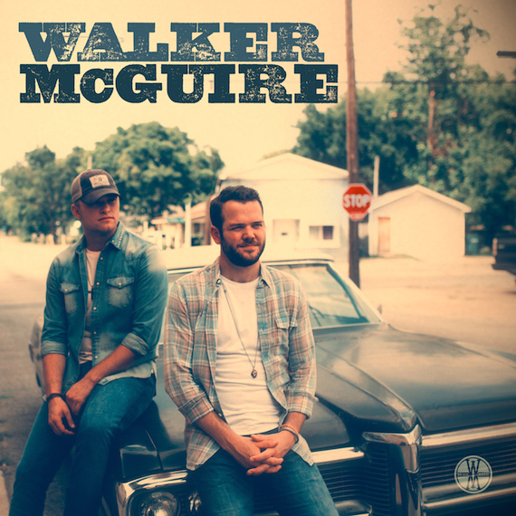 Walker McGuire Self-Titled EP